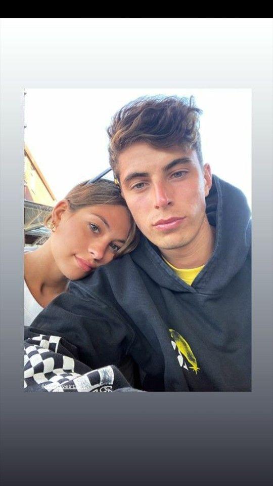 Kai Havertz Y Sophia In 2021 Fussball Bayer Leverkusen