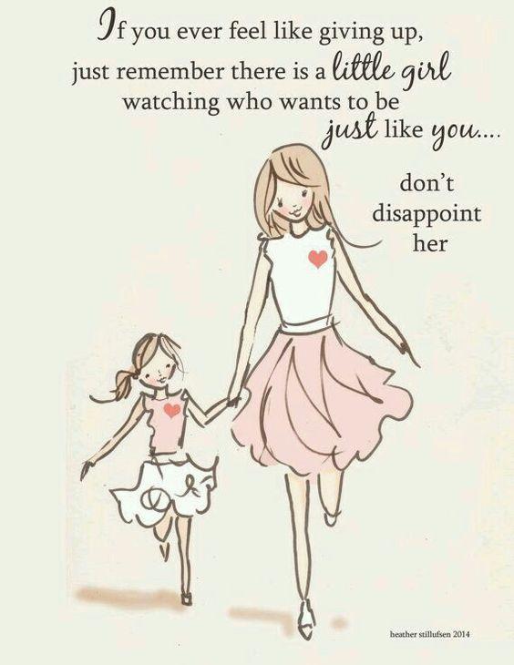 Mom/daughter