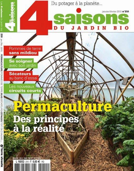 Permaculture en bretagne principes de la permaculture en for Permaculture bretagne