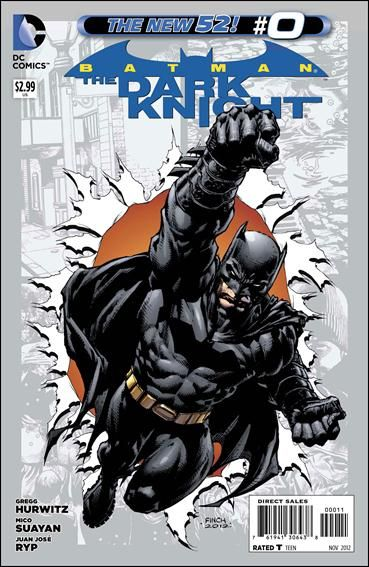 Batman: The Dark Knight #0 (12')