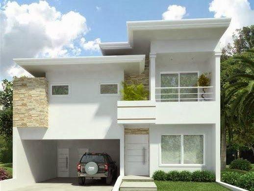 fachadas de casas de sobrados u veja modelos lindos