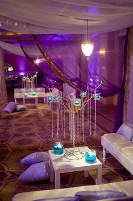 Beautiful Arabian theme with a contemporary twist