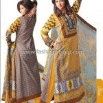 Mallal Summer Lawn Collection 2013