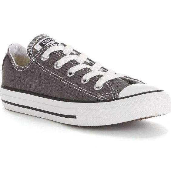 Converse All Star Sneakers for Kids (Grey)