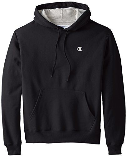 Mega Shop | Champion Men's Pullover Eco Fleece Hoodie | Fashion ...