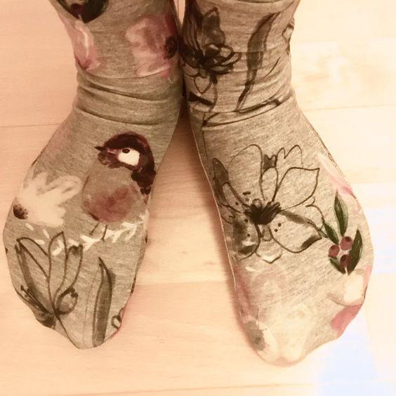 DIY-sokkenpatroon (voor het naaien van sokken): 5 stappen (met afbeeldingen) - Instructables