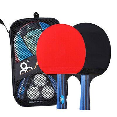 Advertisement Ebay Table Tennis Ball Set Ping Pong Paddles Racket Bat Indoor Sports Game Equipement Table Tennis Racket Table Tennis Ping Pong Paddles