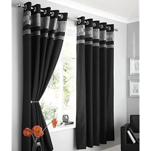 Living Room Curtains Amazon Uk Variant Living En 2020 Rideaux Decoration Chambre