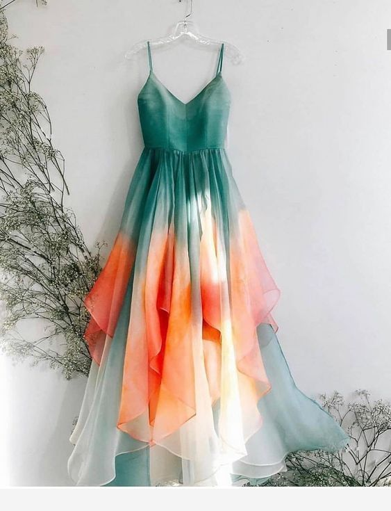 Bright Colors For This Dress Dresses Pretty Dresses Fashion Dresses