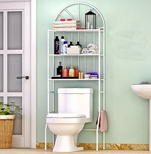 Toilet Rack Bathroom E Saver Shelf