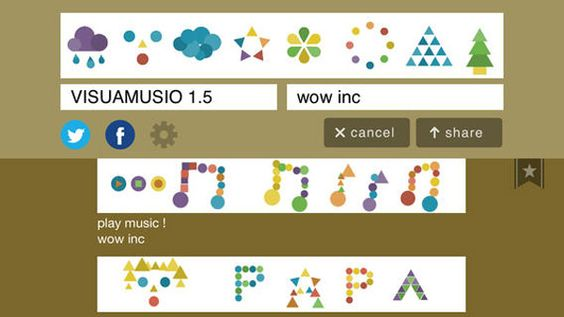 Apps para niños: Pequeños compositores con Visuamusio - DecoPeques: Ideas De Las Habitaciones, Embroma, Niñas, Habitaciones De Los Niños, Ideas Fotos