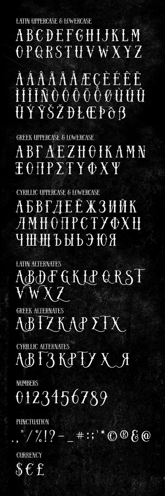 Charming – Free Hand Drawn Font Poster B