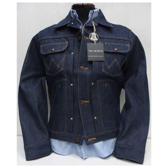Wrangler Архив Real Vintage [Champion куртки / 111MJ] 1