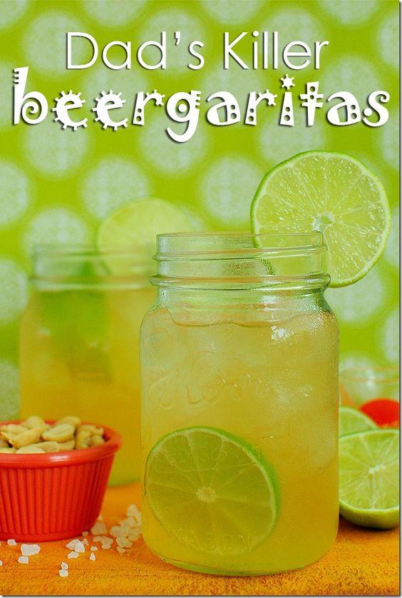 Beergaritas, Jenn we so needs to make these!