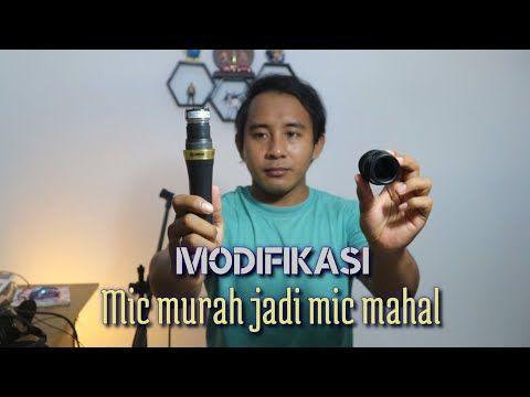 Cara Membuat Mic Dari Headset Youtube Rangkaian Elektronik Youtube Elektronik