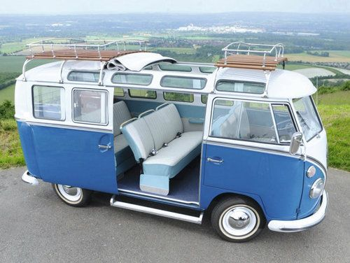 Think Volkswagen, elemperor: want one of these lol