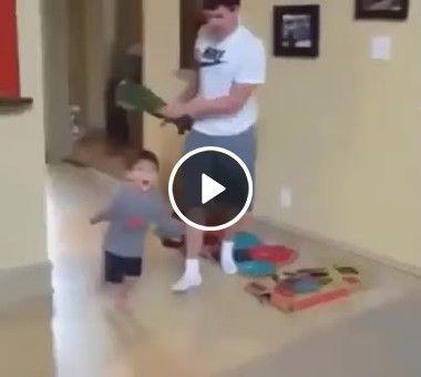 Dica de como capturar o seu filho fujão e ele não escapar