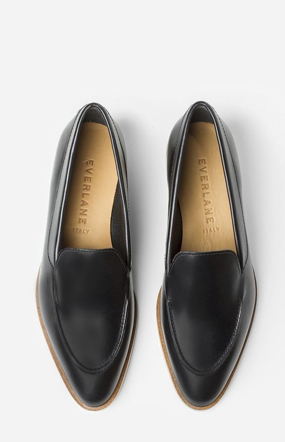 The Modern Loafer #shoes #flats #everlane: