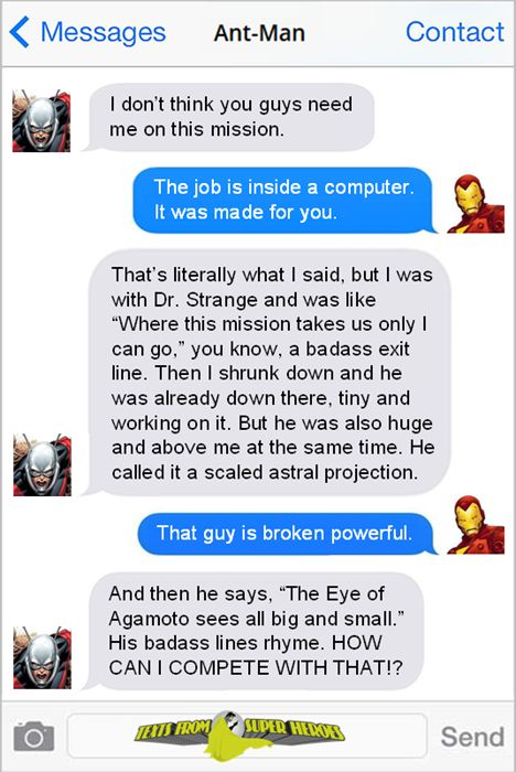 They Really Need to Nerf Doctor Strange