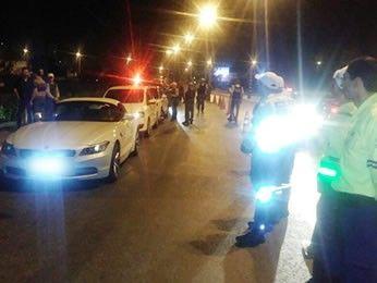 Cinco motoristas embriagados são presos em blitz da Lei Seca em Cuiabá +http://brml.co/1I87s3f