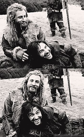 fili and kili: