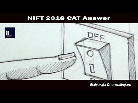 Nift 2018 Cat Question Answer Youtube Cat Questions This Or
