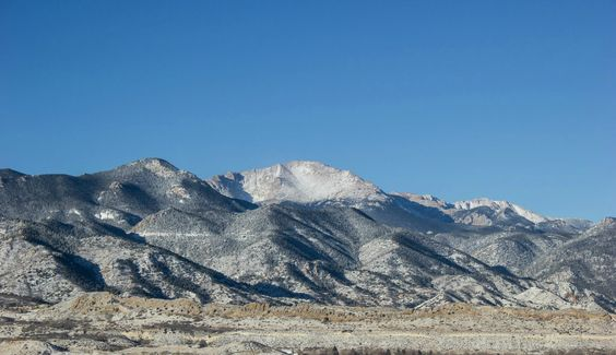 Colorado After a Snow [OC][2048X1183]