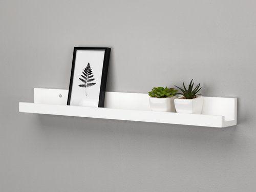 Fotoplank 2 Meter.Fotoplank Agedrup 60cm Wit In 2019 Bookshelf Headboard