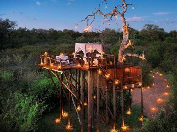 Voyage en amoureux pour les intrépides - Lion sands, Afrique du Sud