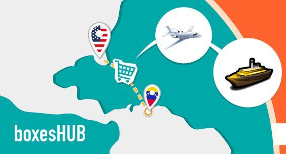 Envíos a Venezuela: hay muchas promesas de envíos rápidos y confiables comprueba nuestros servicios Con este cupón de $5.00 podrás realizar el envío de 1 libra gratis o descontarlo del costo total del envío: VIVIENDOWESTON0815 Ingresa el código de promoción al registrarte en www.boxeshub.com o visítanos en 2700 Glades Circle, Suite 123, Weston. Telf: (954) 389-4370 Más información en: www.boxeshub.com/...
