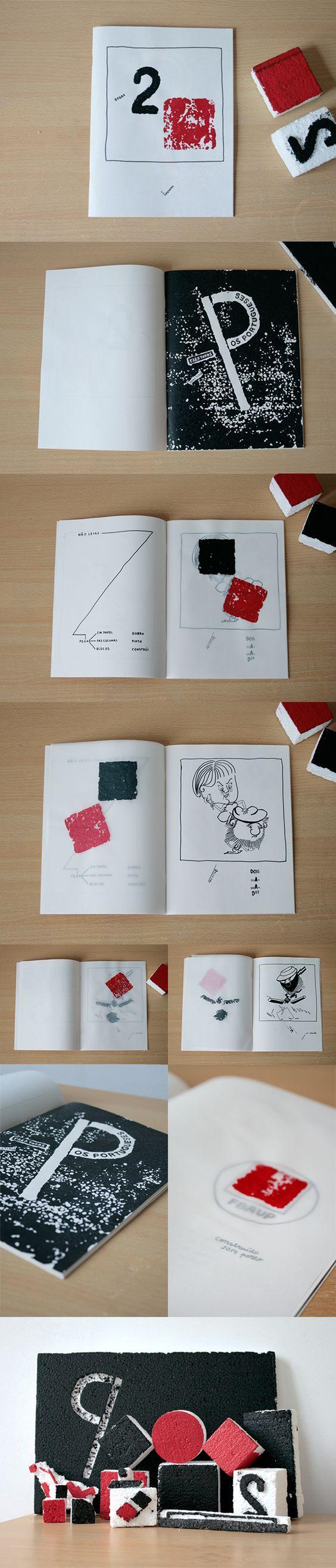 El Lissitzky Homage — Fanzine on Behance