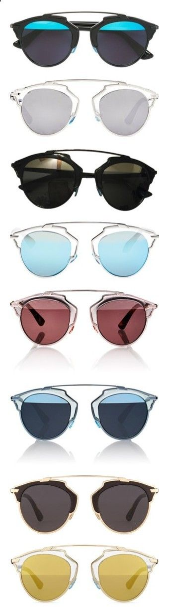 Ray-Ban Aviator Gradient Gold* Brown Lenses - Rb3025 ($165) ❤ liked on Polyvore featuring accessories* eyewear* sunglasses* gold* gold aviator glasses* gradient aviators