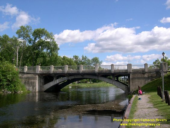 Omemee Bridge
