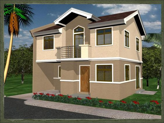 Interior Design Ruby Dream Home Designs Of Lb Lapuz Architects Builders Simple House Designs