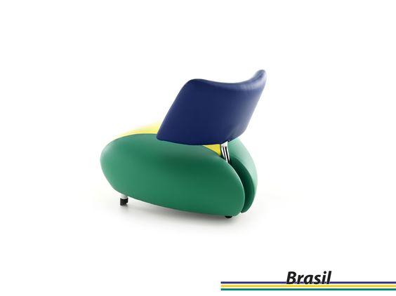 Brasil (hinten)