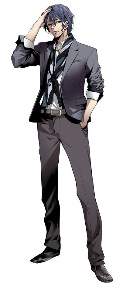 Hot Anime Suit Guy Anime Pinterest Suits Pants And