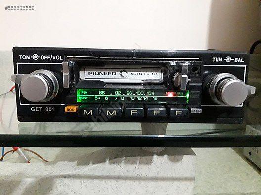 Yedek Parca Aksesuar Donanim Tuning Otomotiv Ekipmanlari Ses Goruntu Sistemleri Muzik Calar Parca Autos Audio