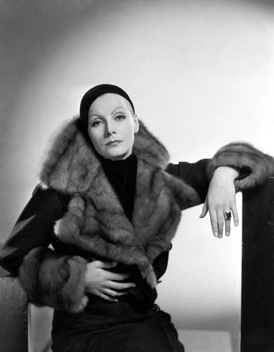 Greta Garbo November 19, 1931