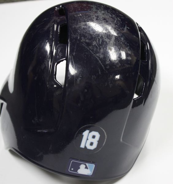 Want a BJ Upton or Ben Zobrist game used batting helmet from this season? We will be auctioning off game used helmets starting Thursday October 18th with all proceeds benefiting the Rays Baseball Foundation. Click here for more information: http://rays.auction.mlb.com/
