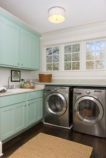 Sink And Cupboards Perpendicular. Make The Corner At An Angle?   Laundry  Room   Pinterestu2026