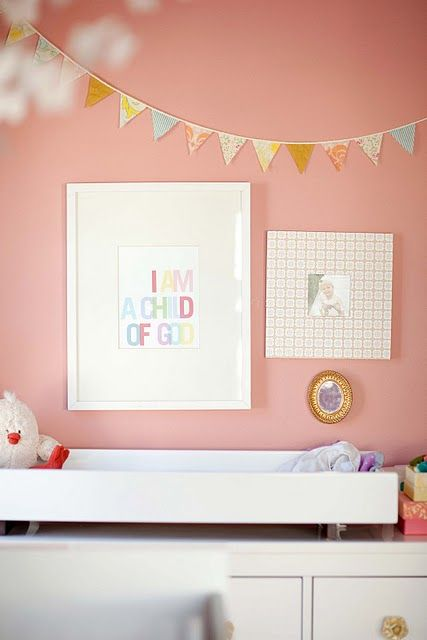 I am a Child of God Print with Banner