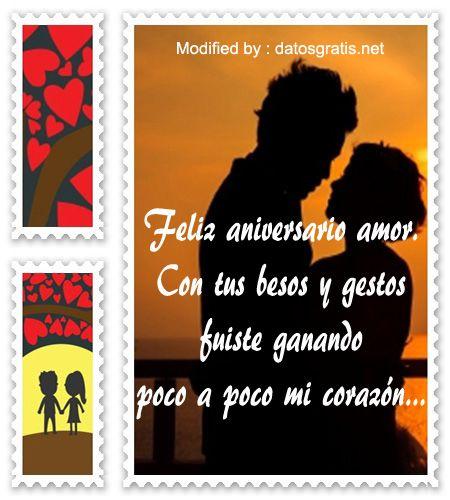 mensajes de texto de aniversario de enamorados,palabras de aniversario de enamorados: http://www.datosgratis.net/palabras-de-feliz-aniversario-para-mi-amor/