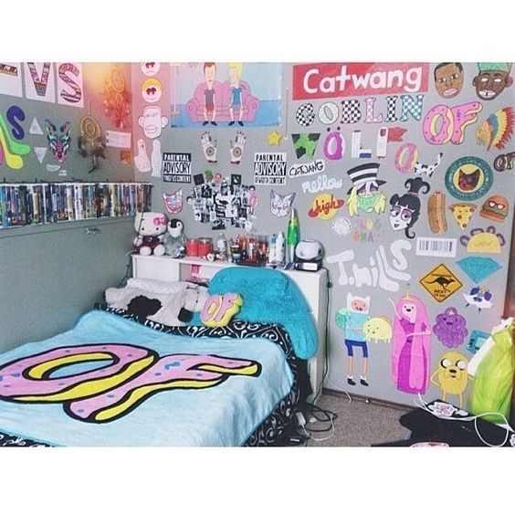 Odd future hip hop and beats on pinterest for Future bedroom ideas