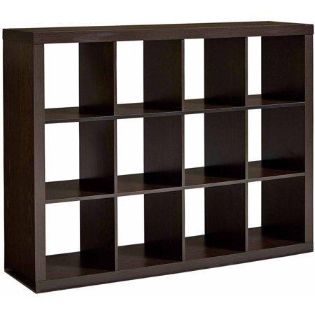 2 4 6 8 9 12 16 Cube Cubical Storage Display Organizer Shelf