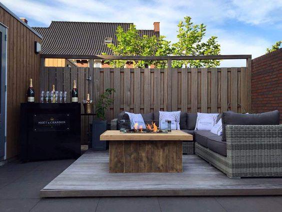 Hoe gezellige deze vuurtafels op gas (tafelhaard) www.vuurtafel-winkel.nl: