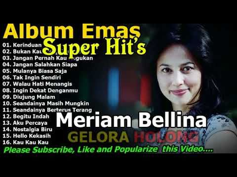 The Best Of Meriam Bellina Full Album Lagu Lawas Nostalgia