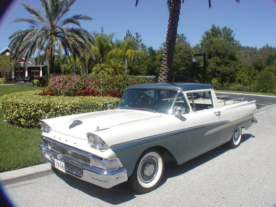 1958 ford ranchero jpm entertainment ford. Black Bedroom Furniture Sets. Home Design Ideas