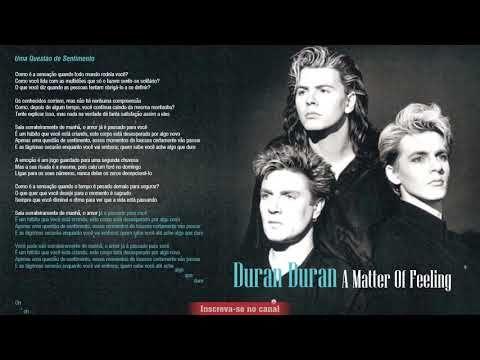 Duran Duran A Matter Of Feeling Greatest