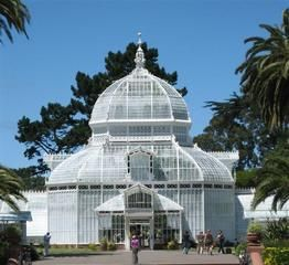 Conservatory Golden Gate Park San Francisco, CA