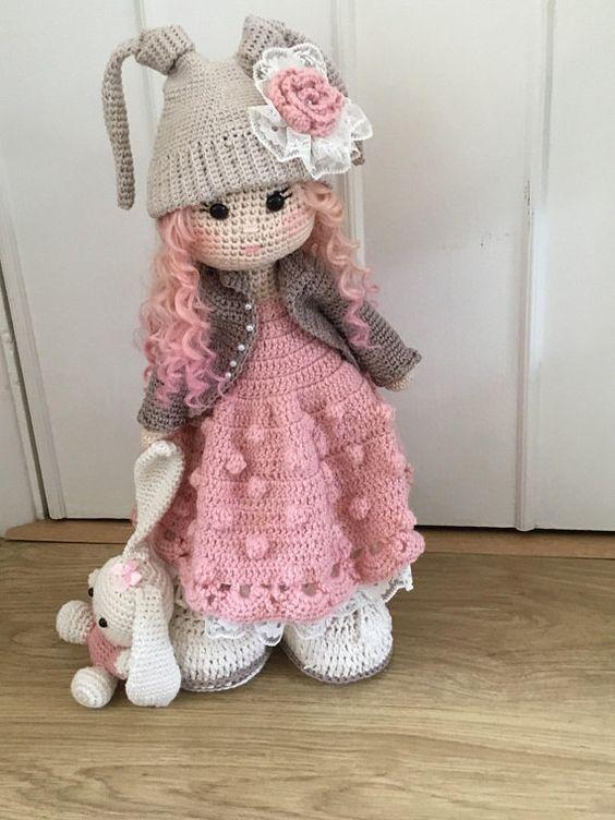 Amigurumis Crochê Bonecas E Bichinhos Com Receita + Brinde - R$ 36 ... | 752x564